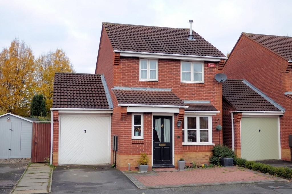 3 Bedrooms Detached House for sale in Sedgefield Road, Branston