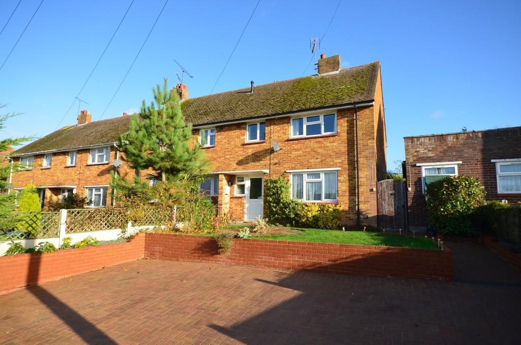 3 Bedrooms End Of Terrace House for sale in Ebenezer Close, Witham