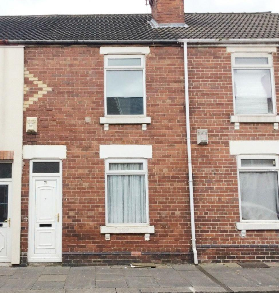 2 Bedrooms Terraced House for sale in Somerset Road, Doncaster