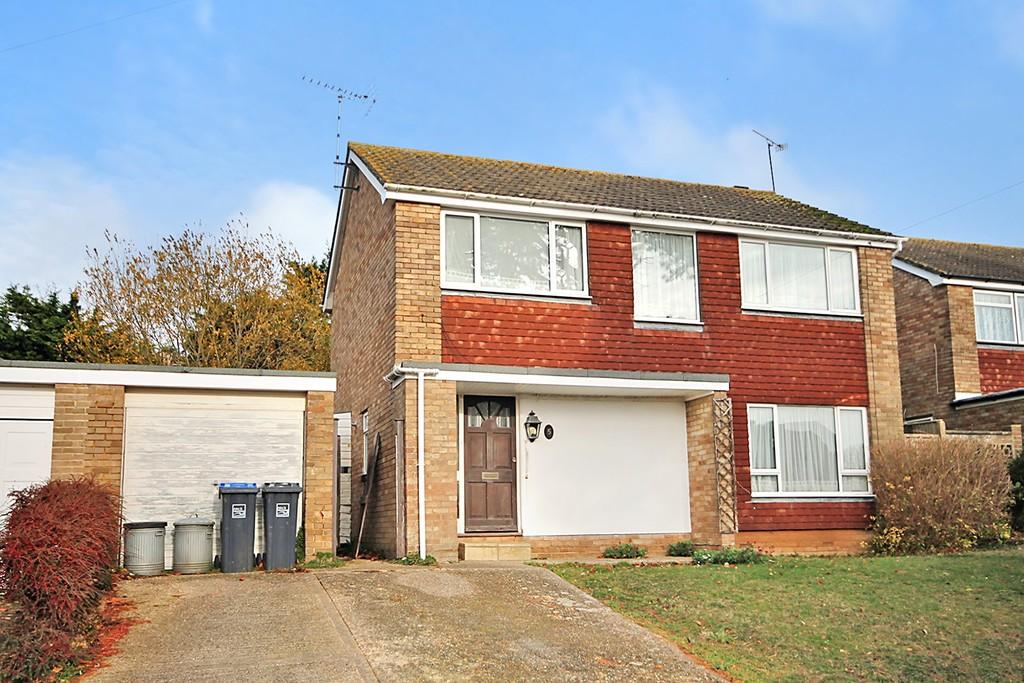 4 Bedrooms Detached House for sale in Welland Road, Worthing BN13 3NP