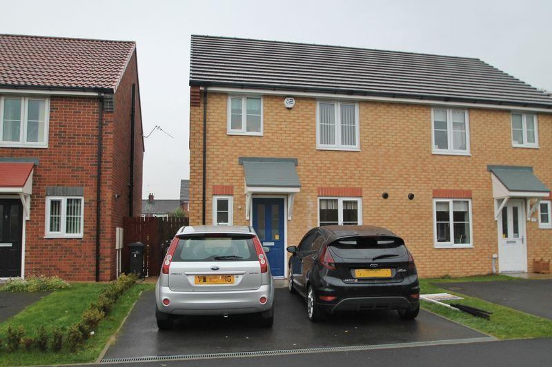 3 Bedrooms Semi Detached House for sale in Bridgewater Court, Middlesbrough