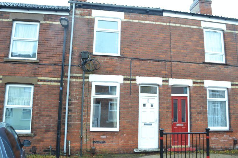 2 Bedrooms Terraced House for sale in Percival Street, Scunthorpe