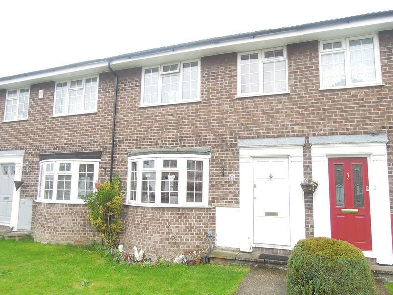 3 Bedrooms Terraced House for sale in The Walk, Eton Wick, Windsor