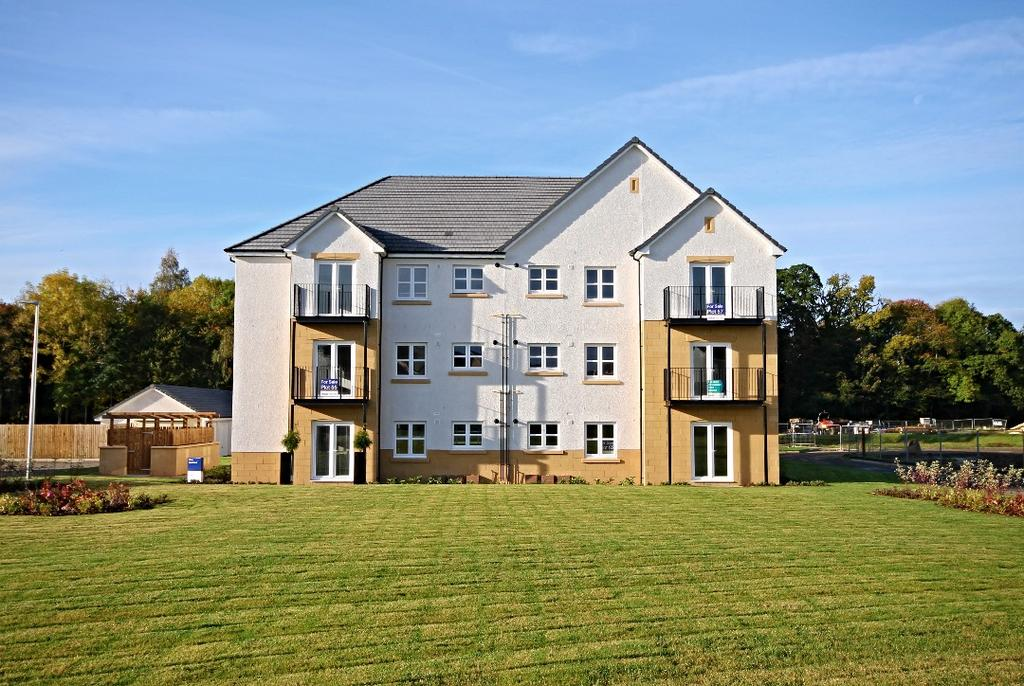 3 Bedrooms Apartment Flat for sale in Doonholm Meadows, Alloway, Ayr, Ayrshire, KA6 6EF