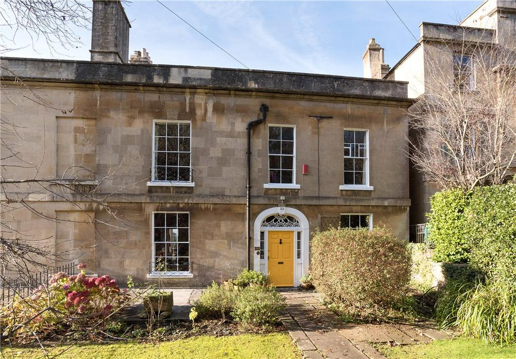6 Bedrooms Semi Detached House for sale in Springfield Place, Bath, Somerset, BA1