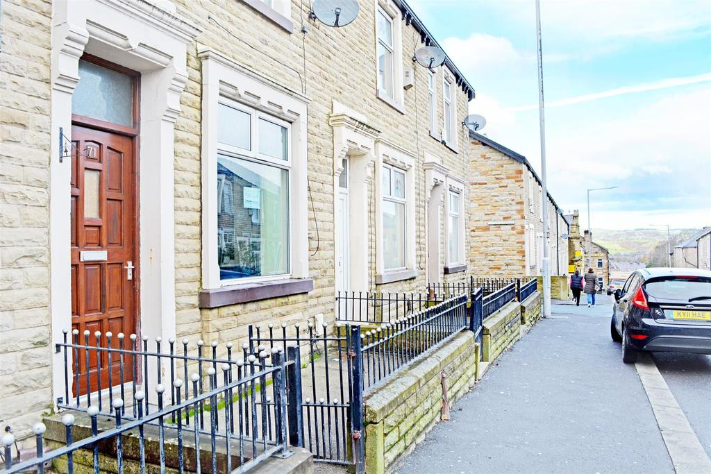3 Bedrooms Terraced House for sale in Coal Clough Lane, Burnley