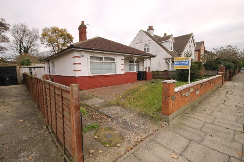 2 Bedrooms Detached Bungalow for sale in Caledonian Road, Hartlepool