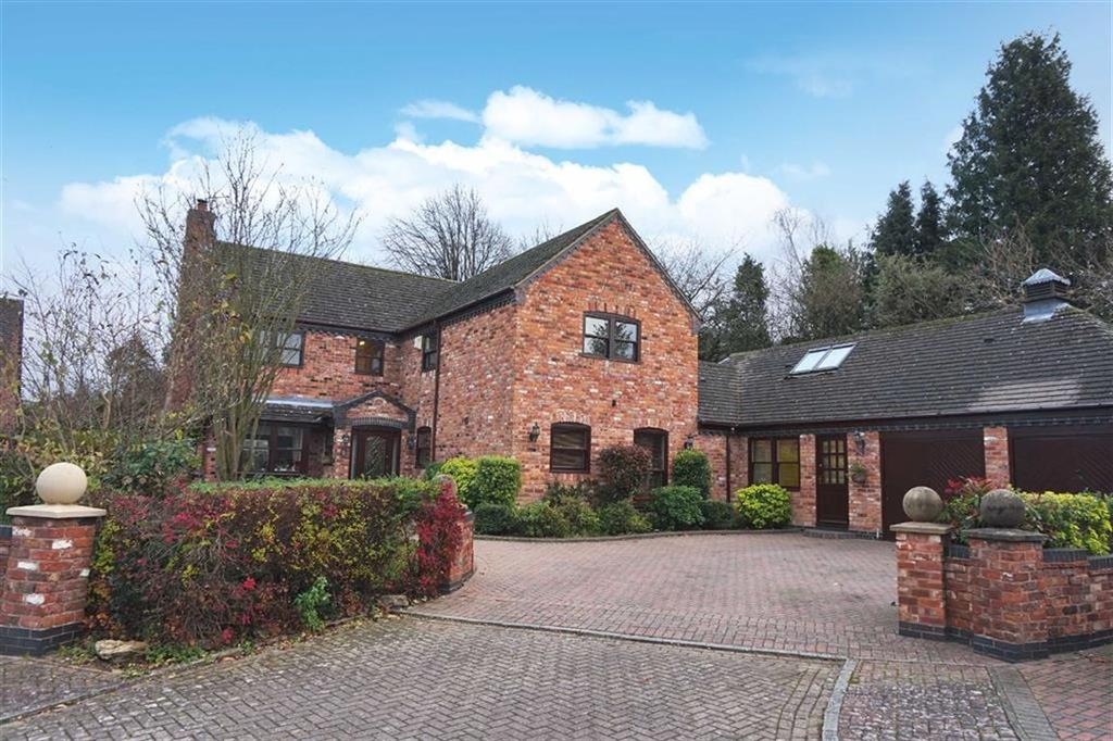 5 Bedrooms Detached House for sale in Bramley Orchard, Bushby, Leicester