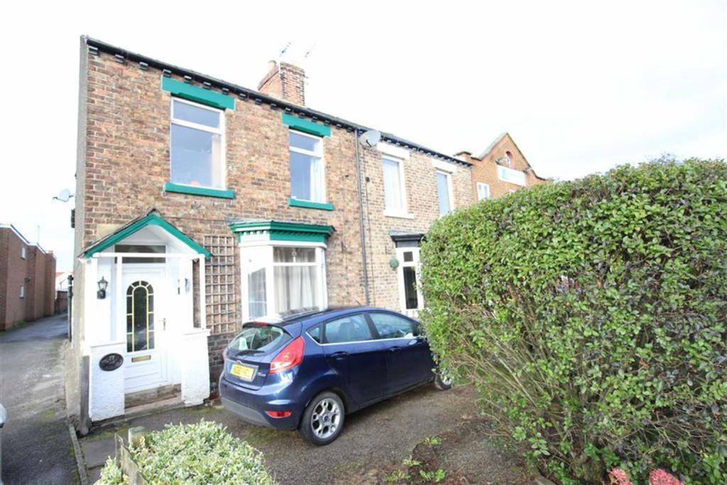 3 Bedrooms Semi Detached House for sale in East Road, Northallerton, North Yorkshire