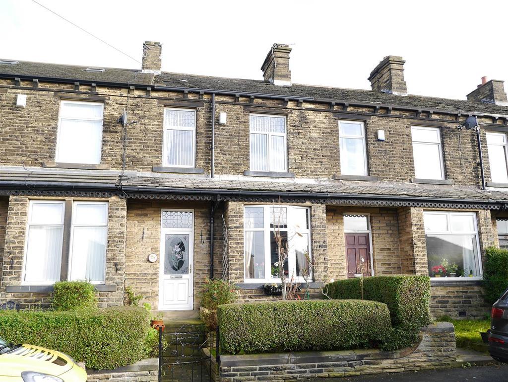 3 Bedrooms Terraced House for sale in Bradford Road, East Bierley, BD4 6PB