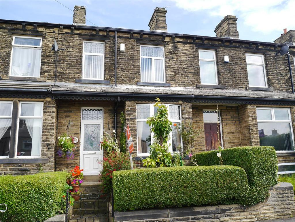 3 Bedrooms Terraced House for sale in Bradford Road, East Bierley, BD4 6PB