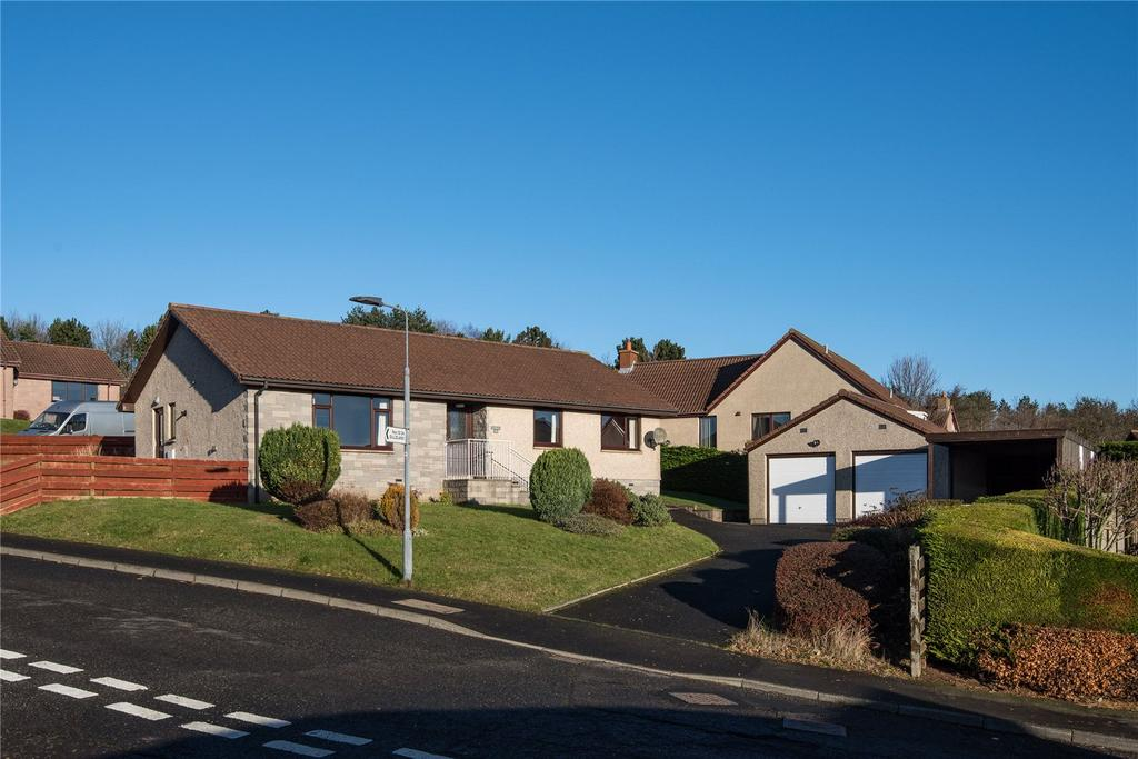 3 Bedrooms Detached Bungalow for sale in Kiloran, Gillsland, Eyemouth, Berwickshire