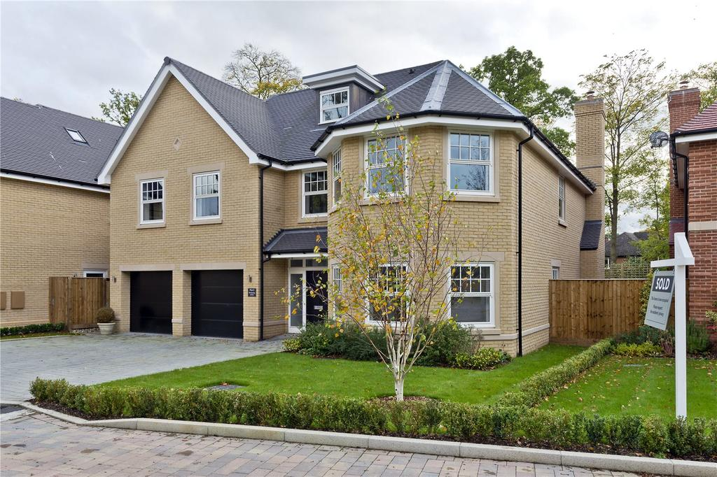 6 Bedrooms Detached House for sale in Glade In The Spinney, Gerrards Cross, Buckinghamshire