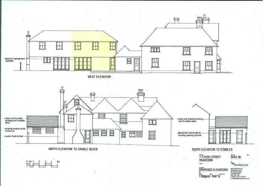 2 Bedrooms Semi Detached House for sale in High Street, Headcorn, TN27