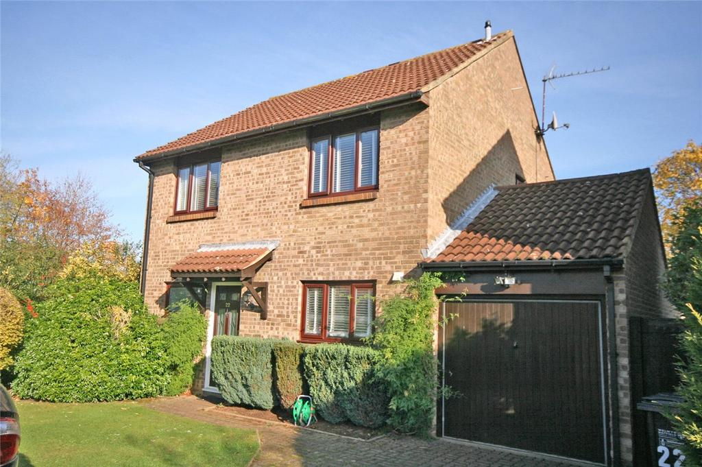 4 Bedrooms Detached House for sale in Birchall Wood, Welwyn Garden City, Hertfordshire