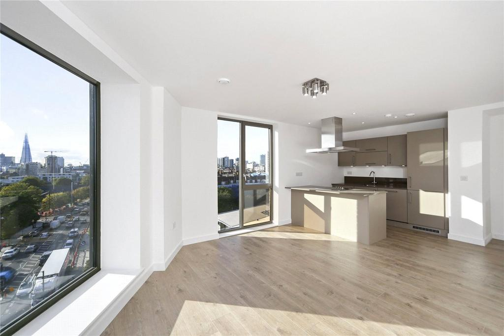 2 Bedrooms Flat for sale in Ginger Line Building, 281 The Highway, Wapping, London