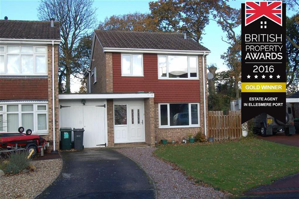 4 Bedrooms Detached House for sale in Acacia Drive, Great Sutton, CH66