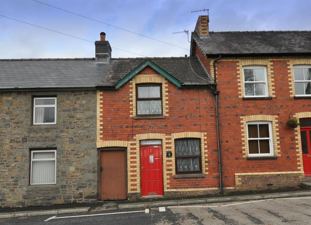 2 Bedrooms Terraced House for sale in Newbridge-On-Wye, Llandrindod Wells
