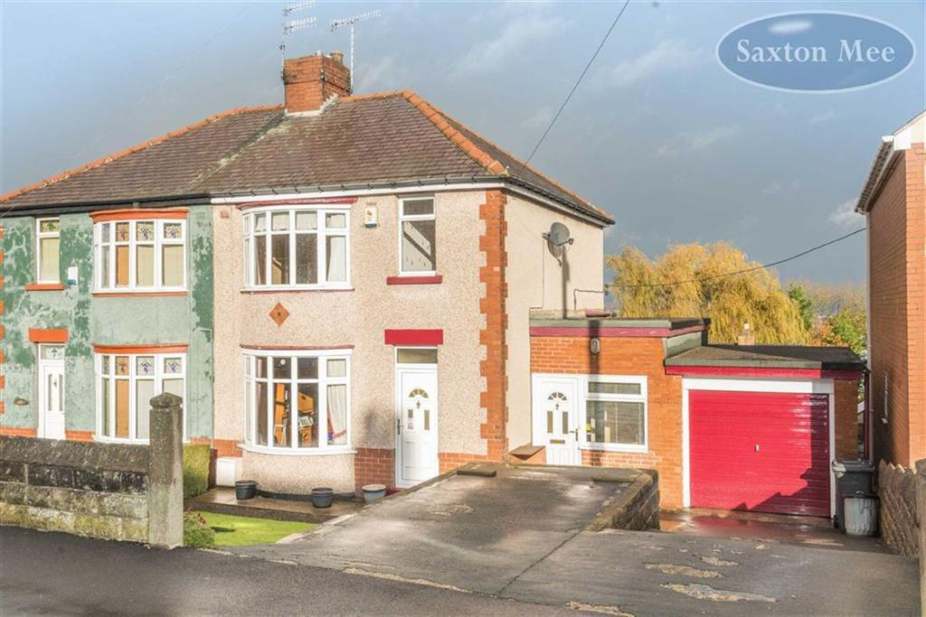 3 Bedrooms Semi Detached House for sale in Stannington Road, Stannington, Sheffield, S6