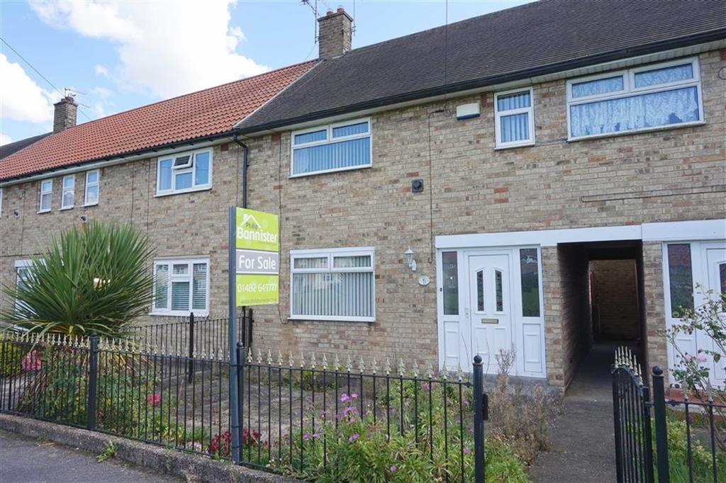 2 Bedrooms Terraced House for sale in Limerick Close, Hull, Hull, HU8