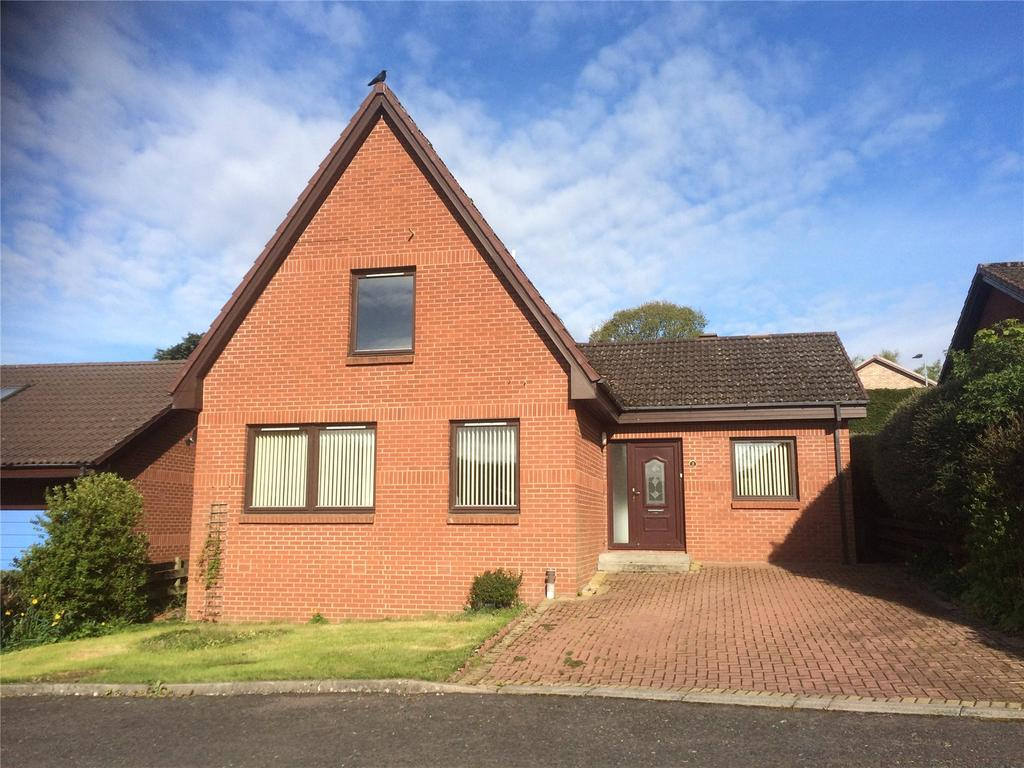 4 Bedrooms Detached House for sale in 3 Abbotsview Gardens, Galashiels, Scottish Borders, TD1