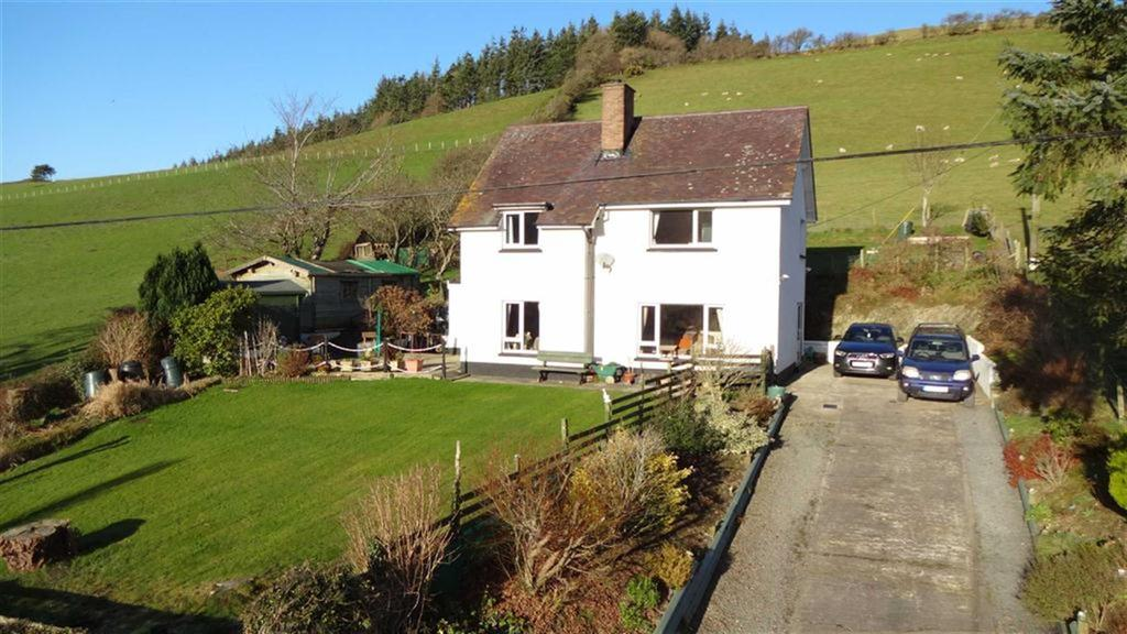 3 Bedrooms Detached House for sale in Delfryn, Capel Dewi, Aberystwyth, Ceredigion, SY23
