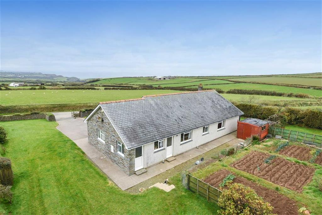 3 Bedrooms Bungalow for sale in St Juliot, Boscastle, Cornwall, PL35
