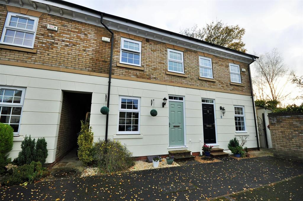 3 Bedrooms Town House for sale in Regency Mews, Tadcaster Road, York