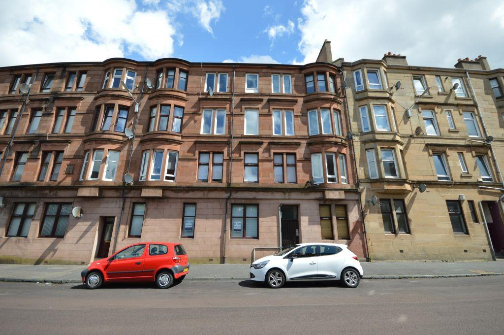 2 Bedrooms Ground Flat for sale in 0/1, 290 Springburn Road, Springburn, Glasgow, G21 1SE