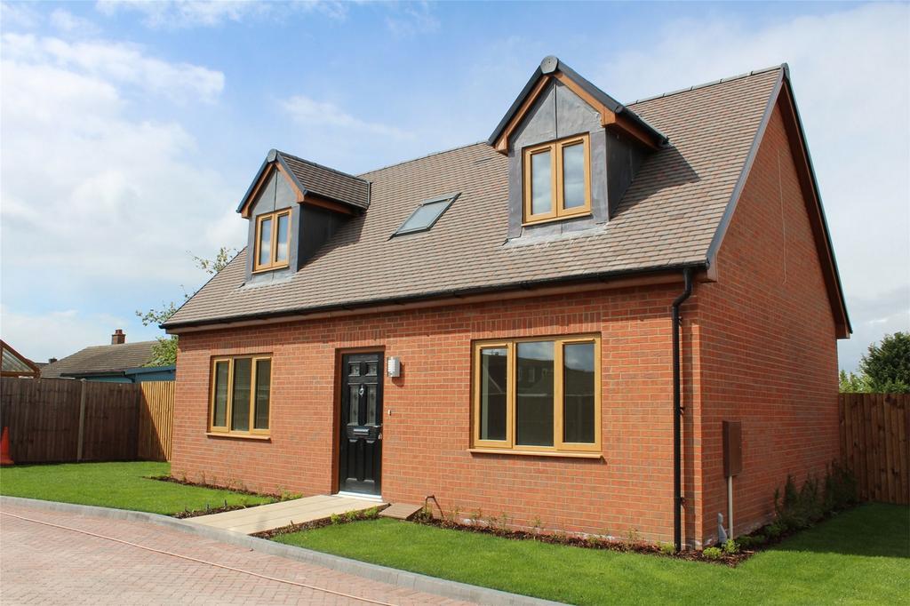 4 Bedrooms Detached House for sale in Upper Caldecote, Biggleswade, Bedfordshire