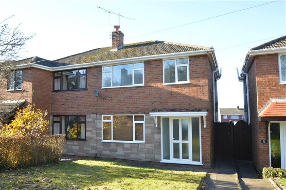 3 Bedrooms Semi Detached House for sale in Pensnett Road, Brierley Hill, West Midlands