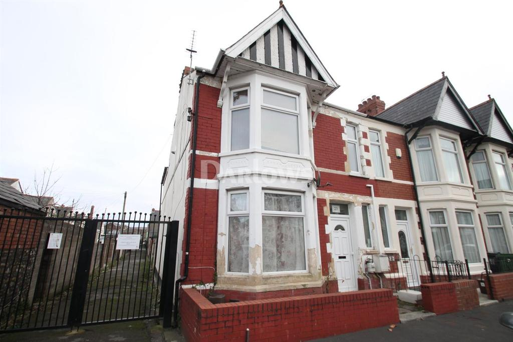 4 Bedrooms Terraced House for sale in Dinas Street, Grangetown