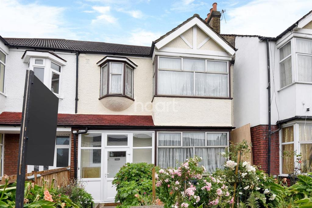 4 Bedrooms Terraced House for sale in Estreham Road, Streatham, SW16