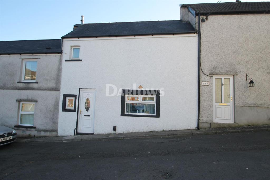2 Bedrooms Terraced House for sale in Broadway, Treforest