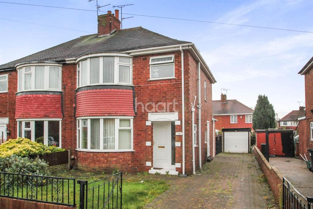3 Bedrooms Semi Detached House for sale in Southwell Road, Wheatley