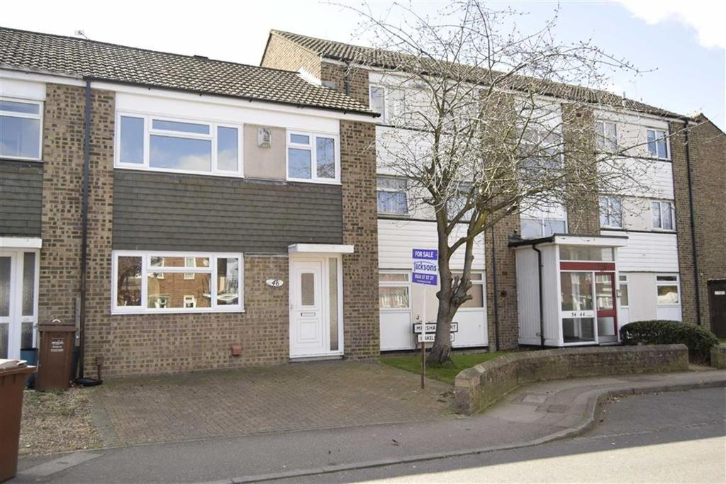 3 Bedrooms Terraced House for sale in Wakeley Road, Rainham, Kent, ME8