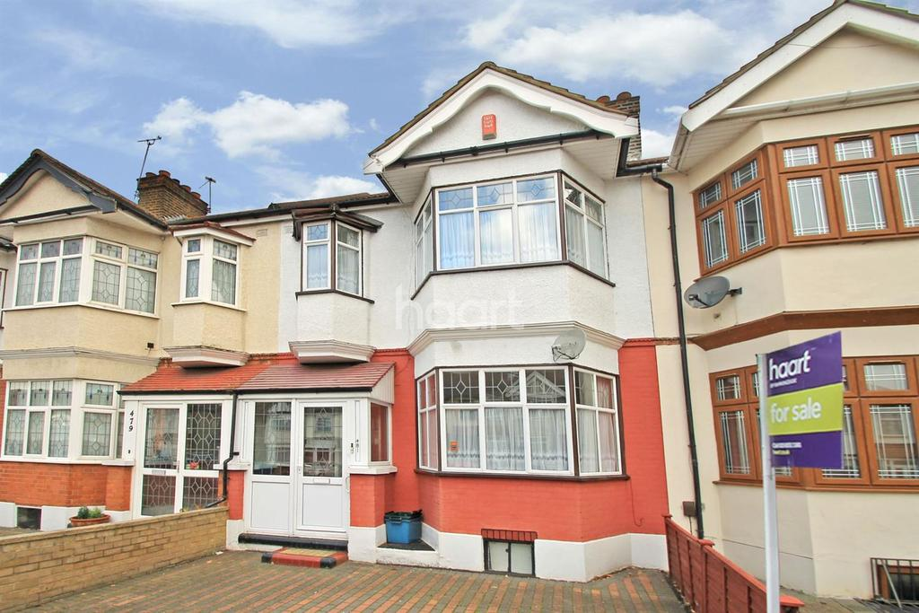 3 Bedrooms Terraced House for sale in Aldborough Road North, Newbury Park