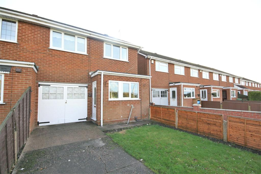 3 Bedrooms End Of Terrace House for sale in Yarrow Road, Grimsby, DN34