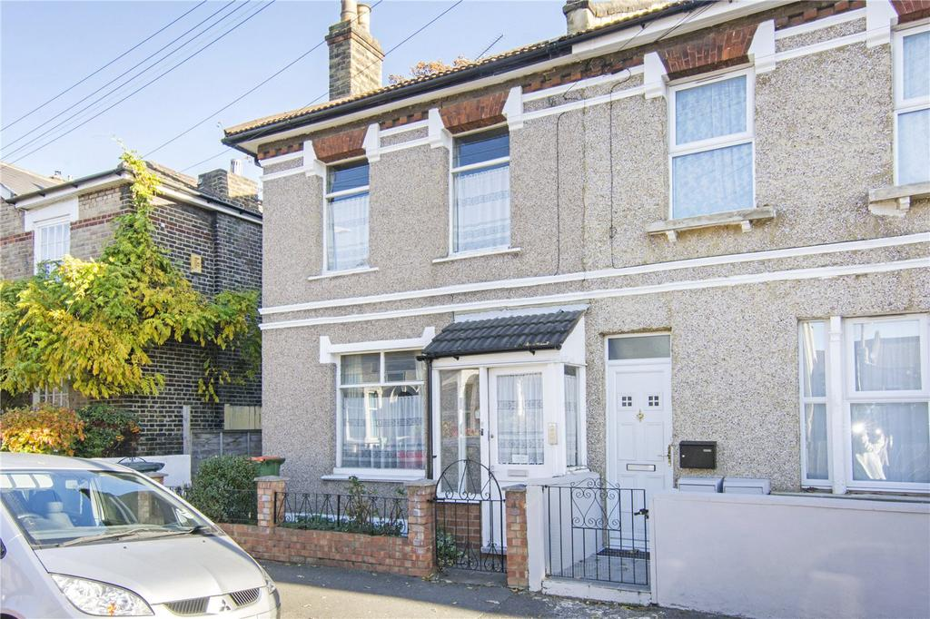 3 Bedrooms Semi Detached House for sale in Amity Road, London, E15