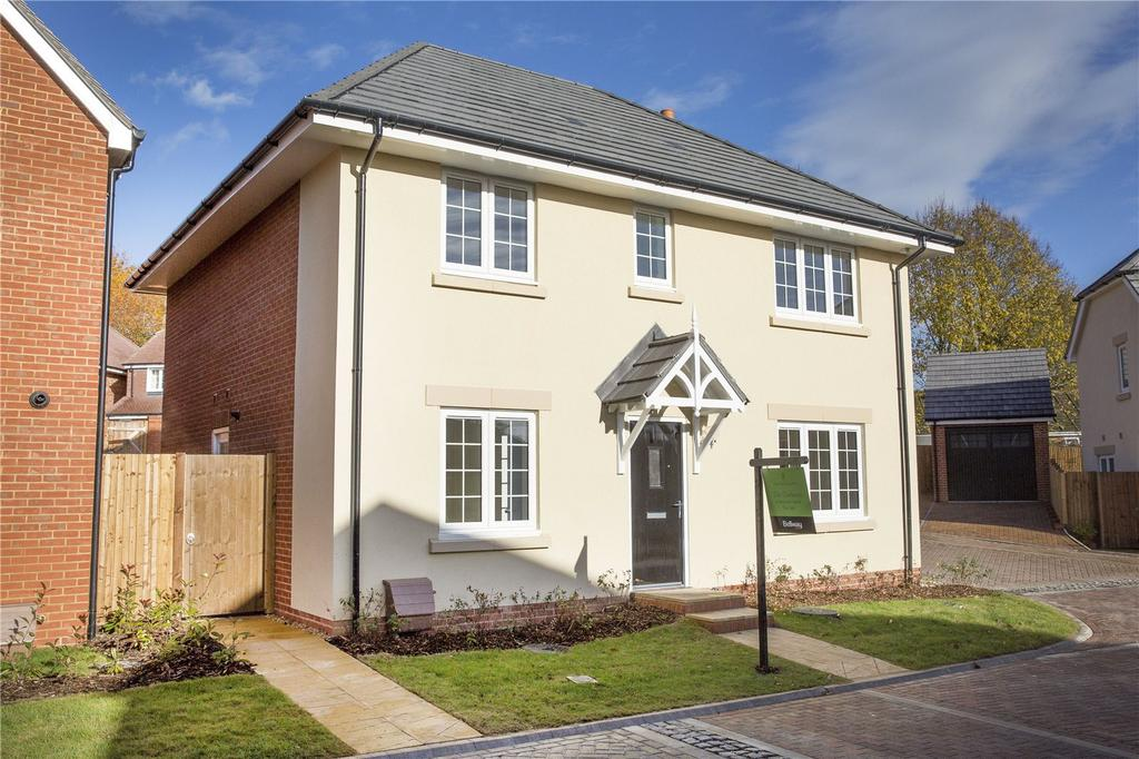 4 Bedrooms Detached House for sale in The Milldown, Blandford Forum, Dorset, DT11