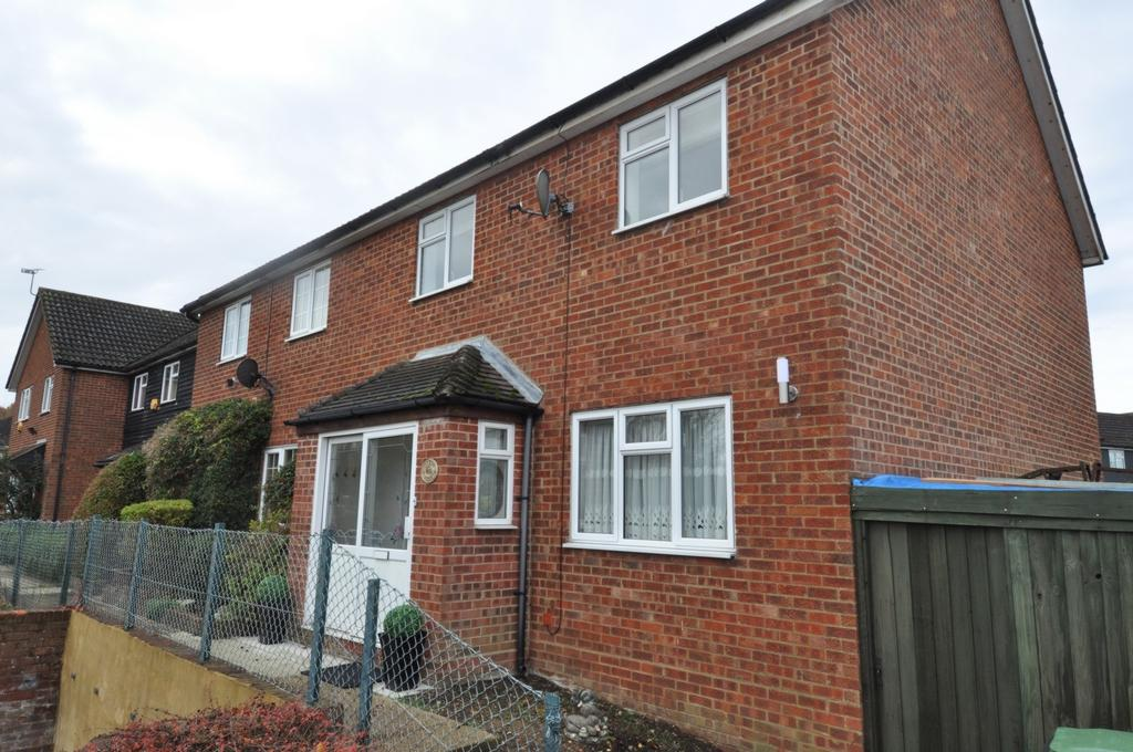 3 Bedrooms End Of Terrace House for sale in Duck Lane, Epping, CM16