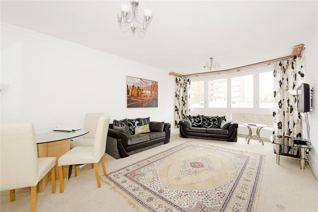 2 Bedrooms Flat for sale in Raynham, Norfolk Crescent, Connaught Village, London