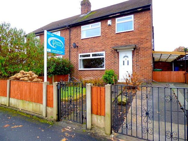 3 Bedrooms House for sale in Kaye Avenue, Culcheth, Warrington