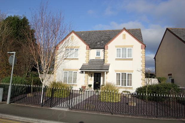 4 Bedrooms Detached House for sale in College Road, Carmarthen, Carmarthenshire