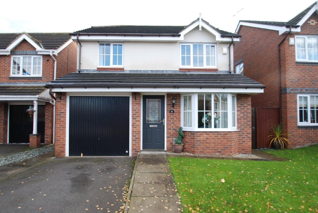 4 Bedrooms Detached House for sale in Parkland View, Barnsley S71