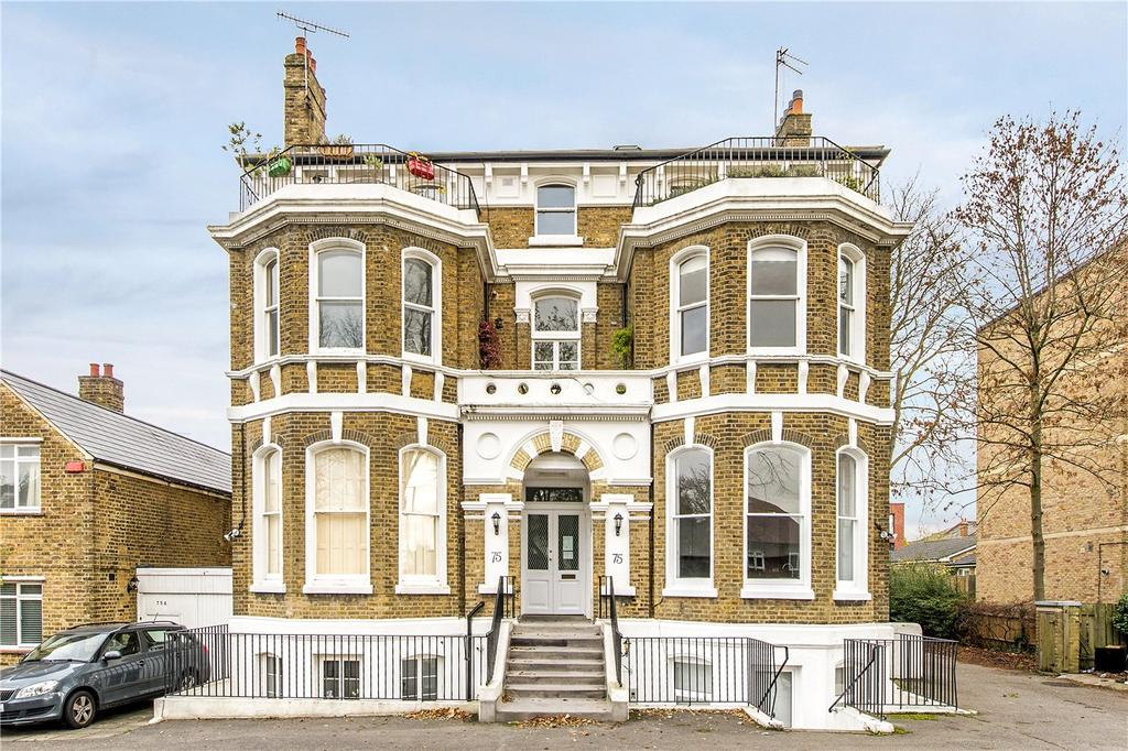 3 Bedrooms Flat for sale in Leigham Court Road, London, SW16