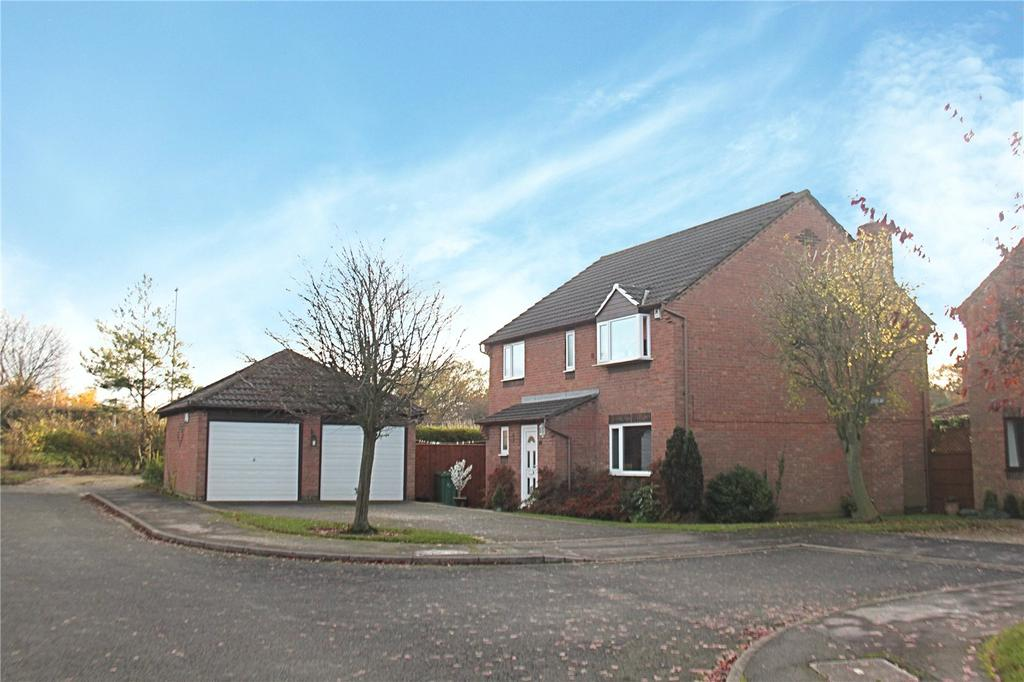 4 Bedrooms Detached House for sale in Hugill Close, Yarm