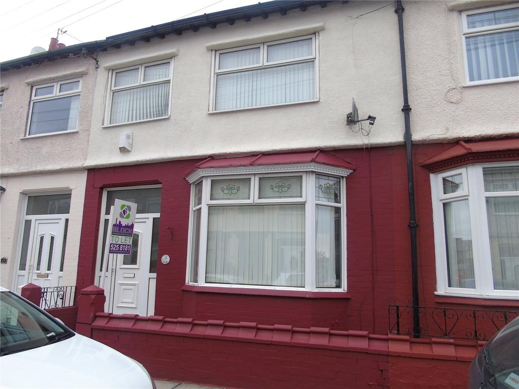 3 Bedrooms Terraced House for sale in Regina Road, Walton, Liverpool, L9