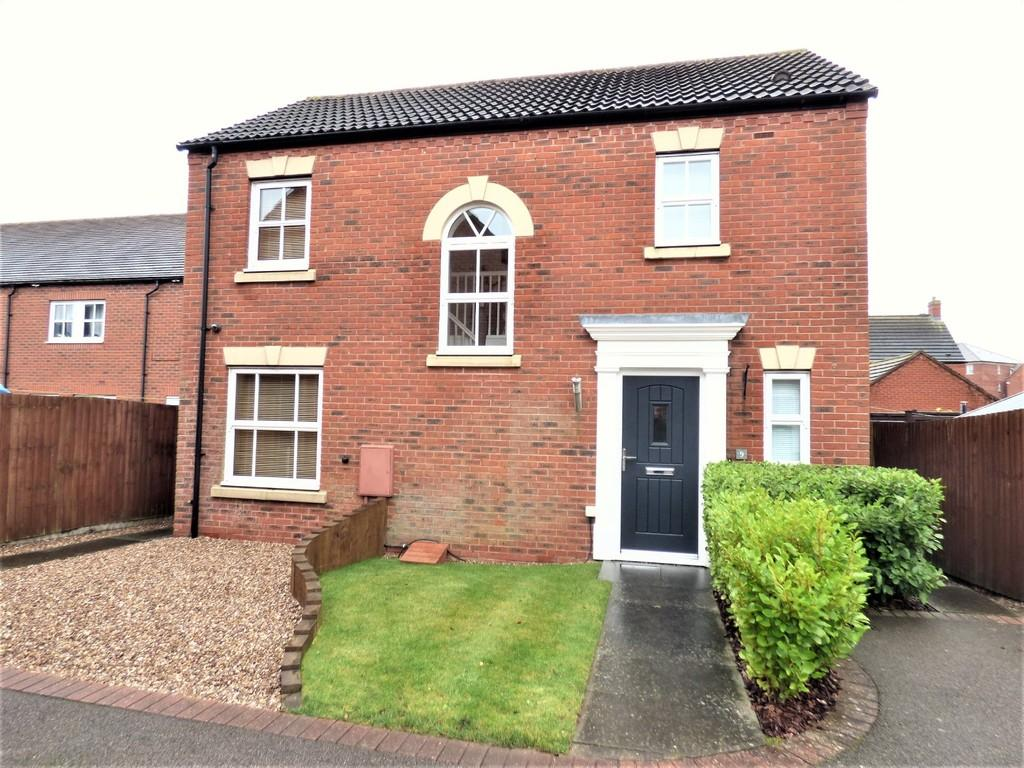 3 Bedrooms Detached House for sale in Ellsmore Meadow, Lichfield
