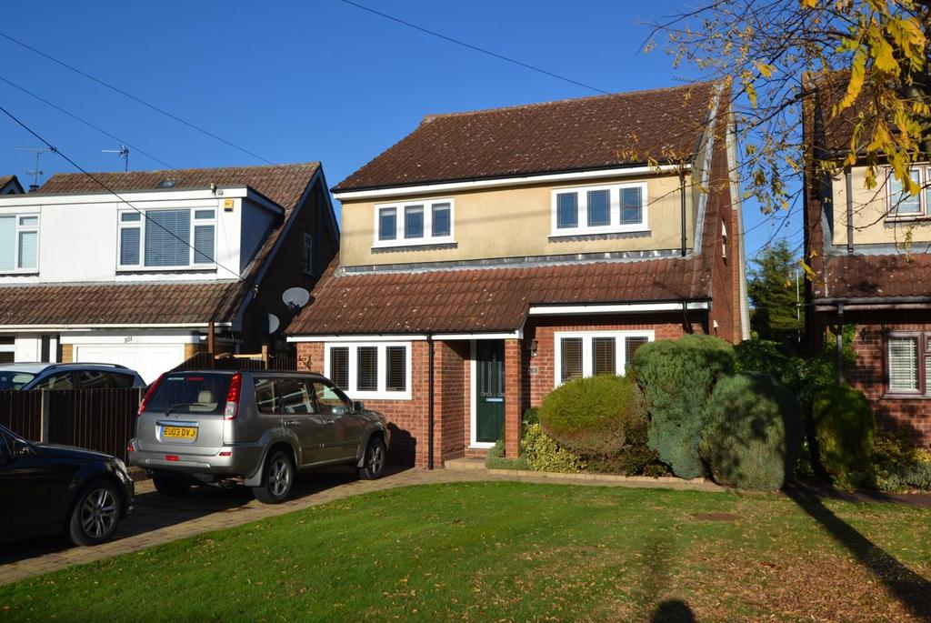 4 Bedrooms Detached House for sale in Norsey View Drive, Billericay, Essex, CM12
